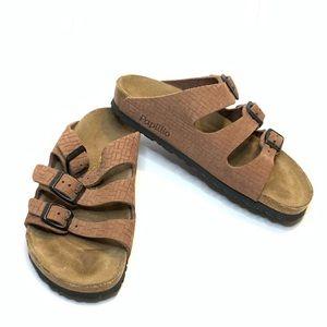 Birkenstock Papillio 3-strap Sandals Size 36